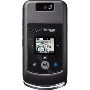 Motorola W755 Bluetooth Camera Music Speaker Phone Verizon