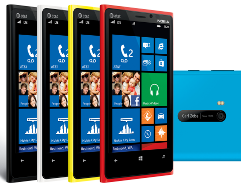 Lumia 920 Cases and Covers