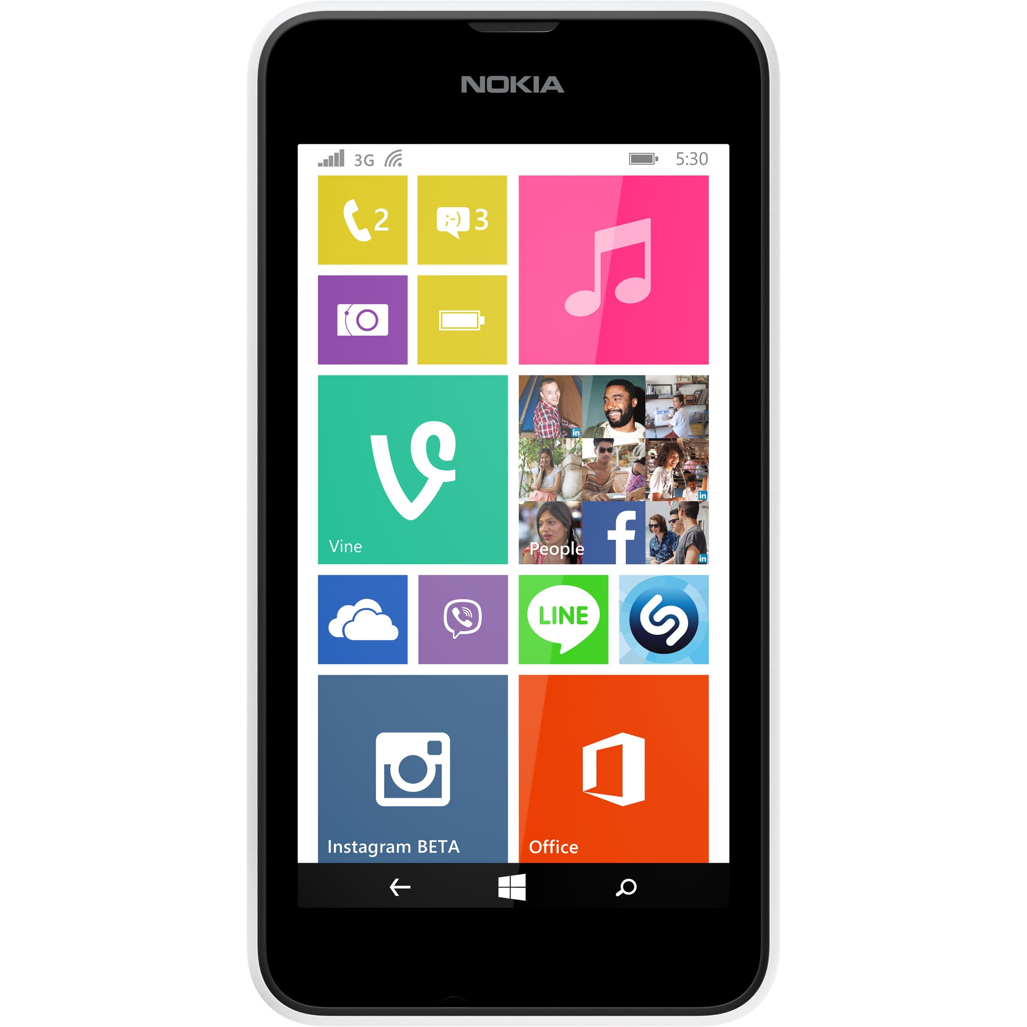 Lumia 530 Cases and Covers