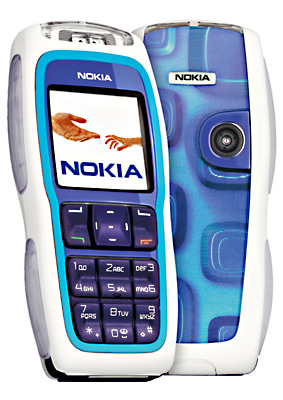 Nokia 3220 T Mobile Color Camera Gsm Phone Poor