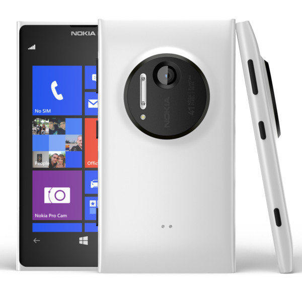Nokia lumia 1020 nfc white wifi gps 4g lte windows phone for Window 4g phone