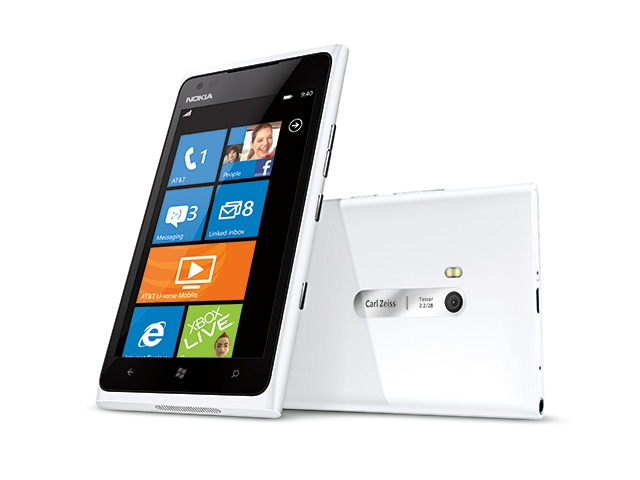 Nokia lumia 920 wifi 4g lte white windows phone 8 att for Window 4g phone