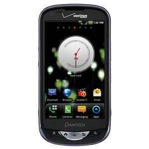 Pantech Breakout WiFi Android 4G LTE PDA Phone Verizon
