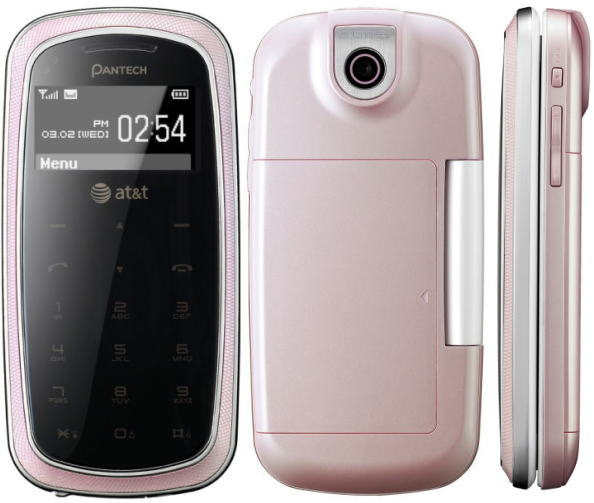 slide cellular phone