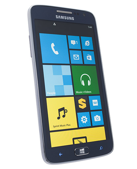 Samsung ativ s neo 4g lte windows 8 smart phone sprint for Window 4g phone