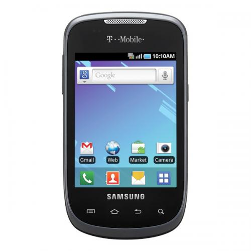 Samsung Dart Music Bluetooth WiFi Android PDA Phone Unlocked