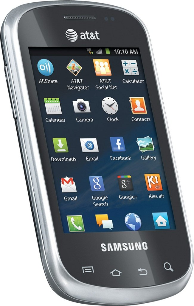Samsung Galaxy Appeal Wifi Gps 4g Android Phone Unlocked