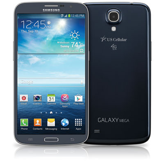 Samsung Galaxy Mega 16gb Sch R960 Android Smartphone For U
