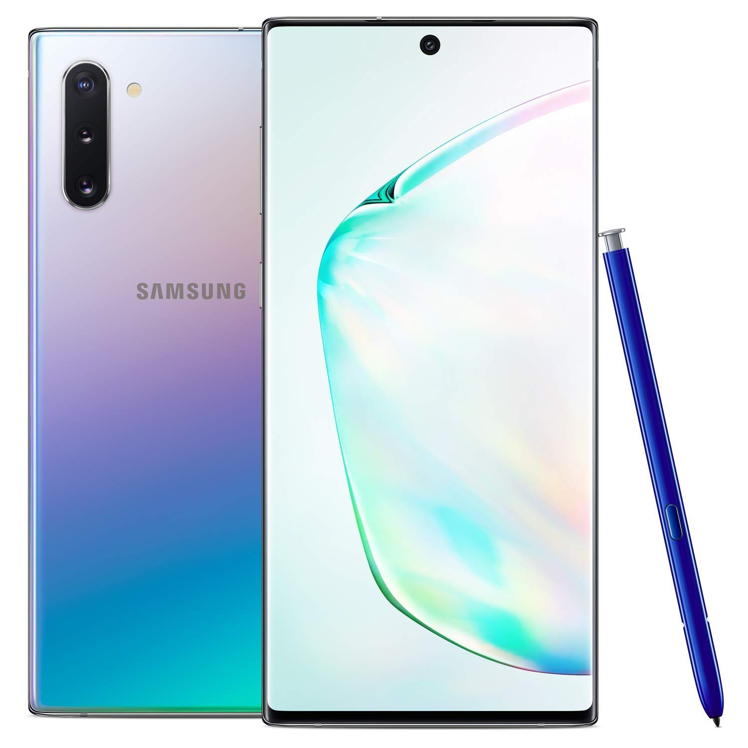 Samsung Galaxy Note 10 N970U 256GB Android Smartphone Unlocked in Aura Glow