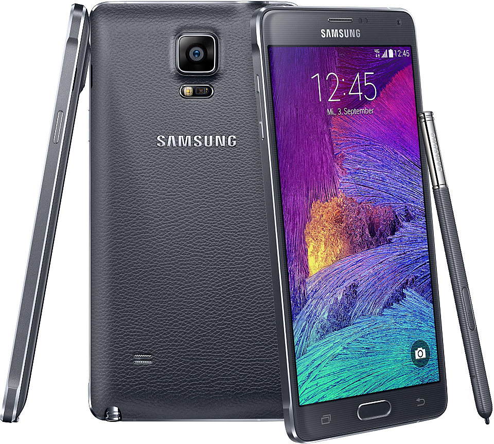samsung galaxy note 4 32gb sm n910v android smartphone. Black Bedroom Furniture Sets. Home Design Ideas