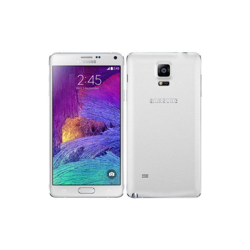 0a2d130e3e8 Samsung Galaxy Note 4 N910 32GB 4G Android Phone in White for T-Mobile. On  sale. Previous