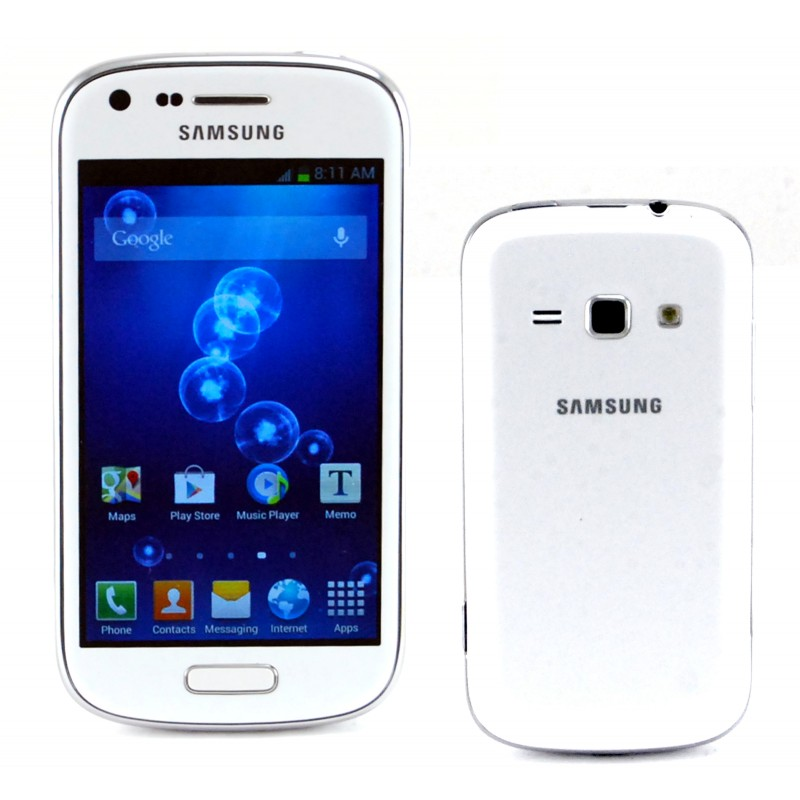Samsung Galaxy Ring WHITE Android Smart Phone (Virgin ...