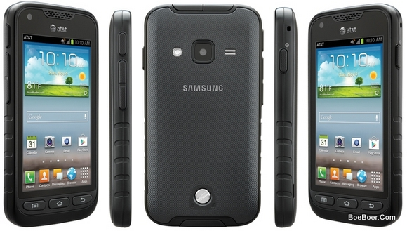 Samsung Galaxy Rugby Pro 8GB SGH-i547 Rugged Android ...