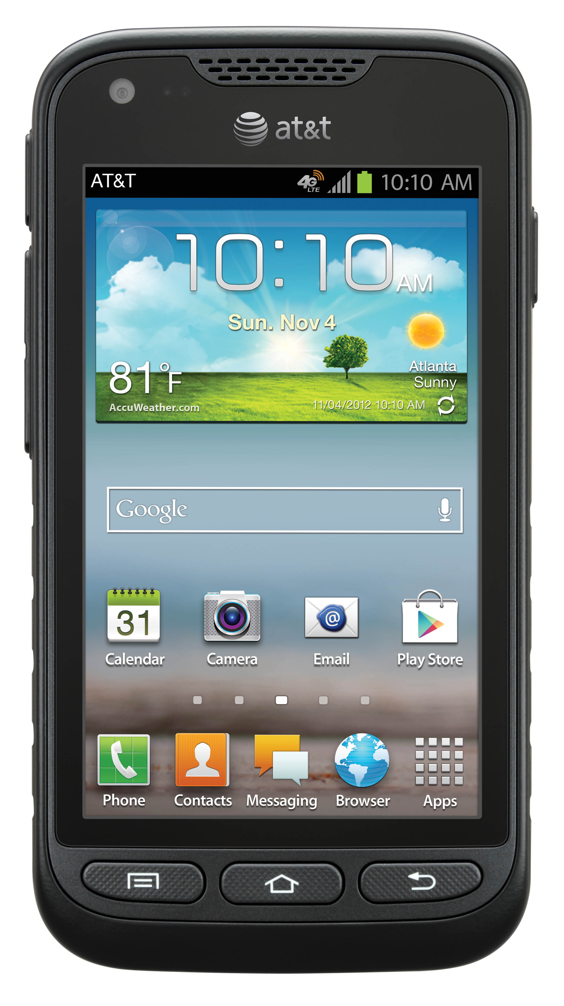 Samsung Galaxy Rugby Pro 8GB SGH-i547 Rugged Android