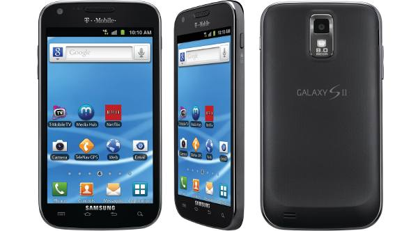 Samsung Galaxy S2 T989 Android DLNA WiFi Phone Unlocked
