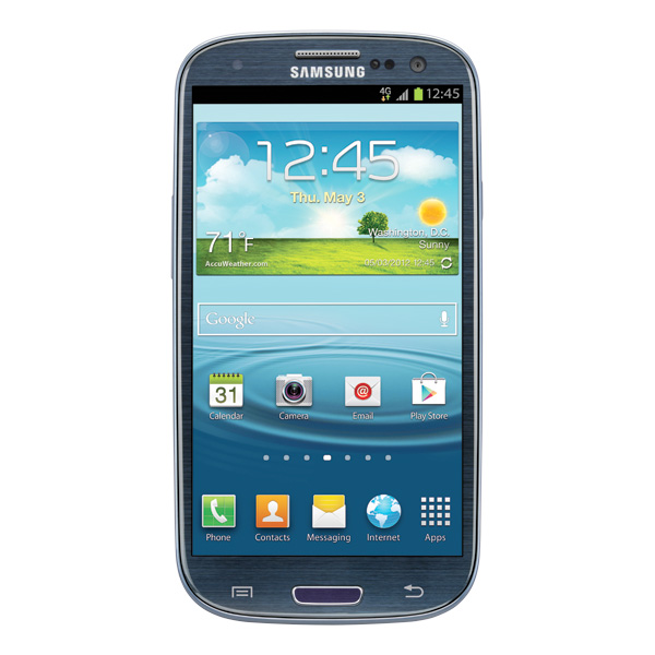 Samsung Galaxy S3 16GB R530M NFC DLNA Android 4G LTE WHITE Phone MetroPCS