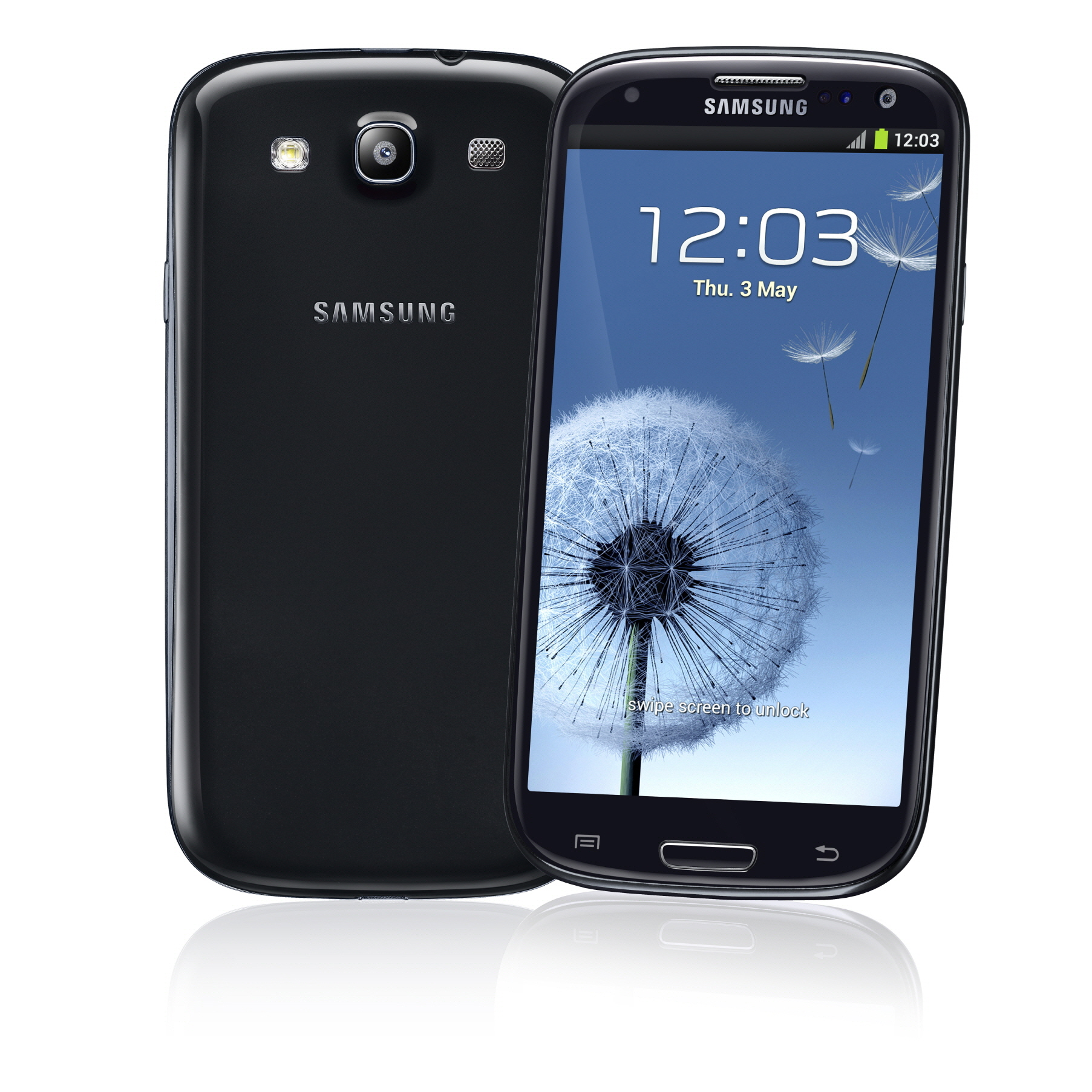 samsung galaxy s3 black 16gb android 4g lte phone verizon excellent condition used cell. Black Bedroom Furniture Sets. Home Design Ideas