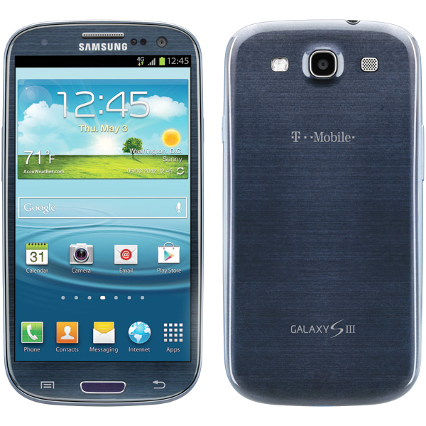 Samsung Galaxy S3 Sgh-t999 16gb Android Smartphone