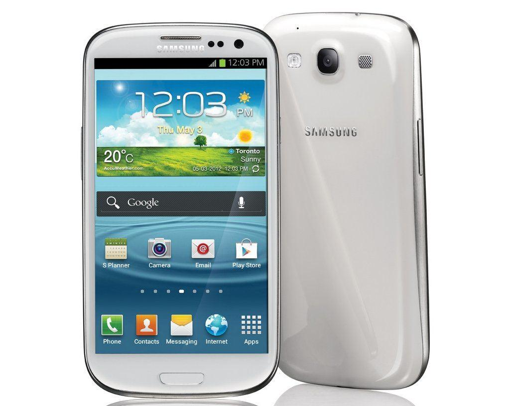 Samsung Galaxy S3 WHITE 16GB 4G LTE Android Phone US ...