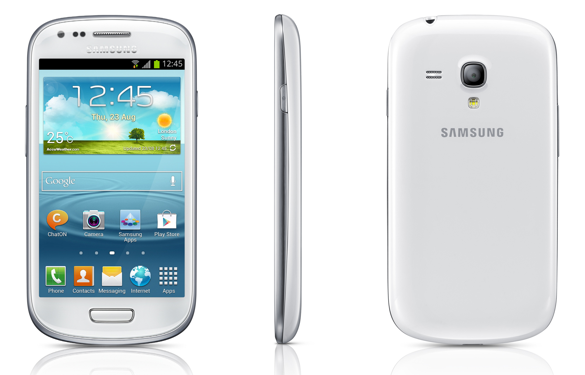 samsung galaxy s3 white 16gb android 4g lte phone verizon. Black Bedroom Furniture Sets. Home Design Ideas