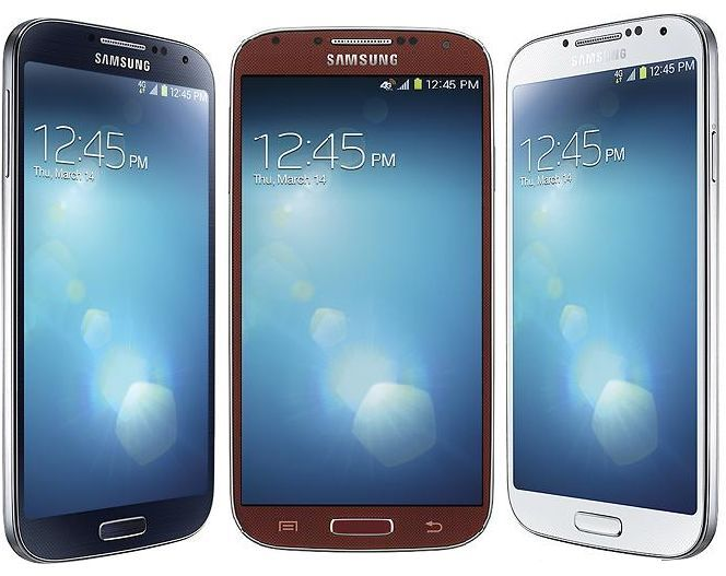 Samsung Galaxy S4 16GB 4G LTE Android Smart White Phone Cricket - Excellent Condition : Used