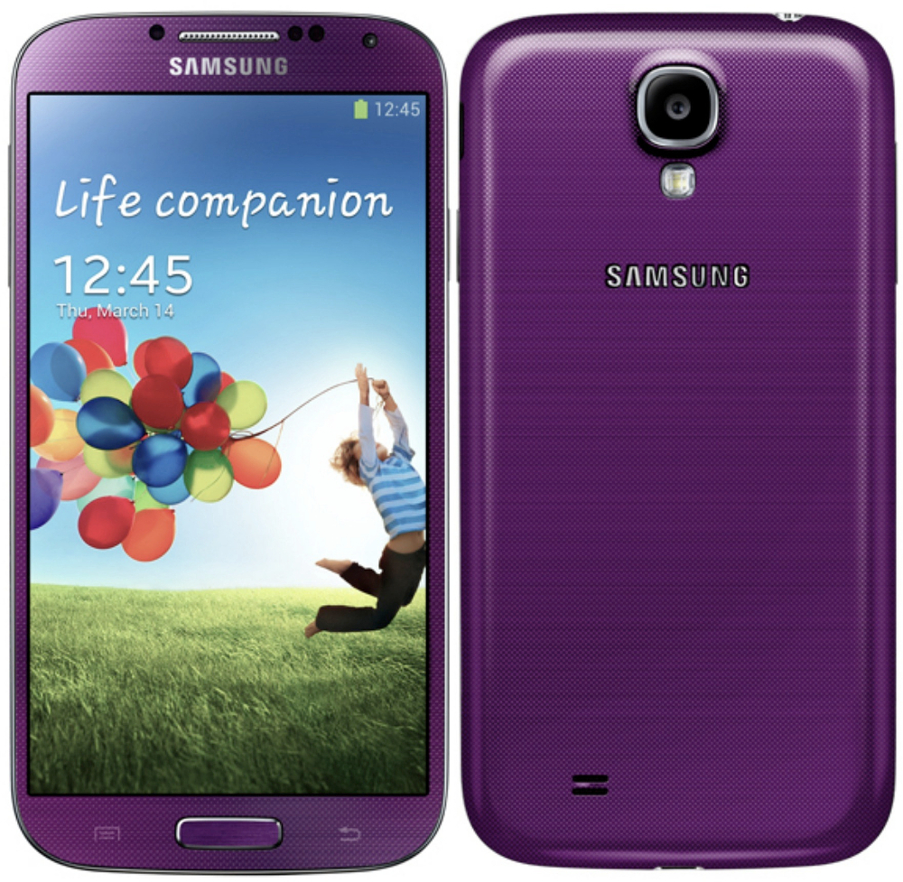 Phone Android Used Phones samsung galaxy s4 16gb sph l720 android smartphone for sprint purple