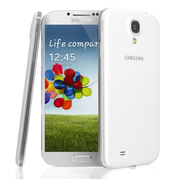 Samsung Galaxy S4 16GB for ATT Wireless in White