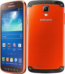 Samsung SGH-i537 Galaxy S4 Active for ATT Wireless in Orange