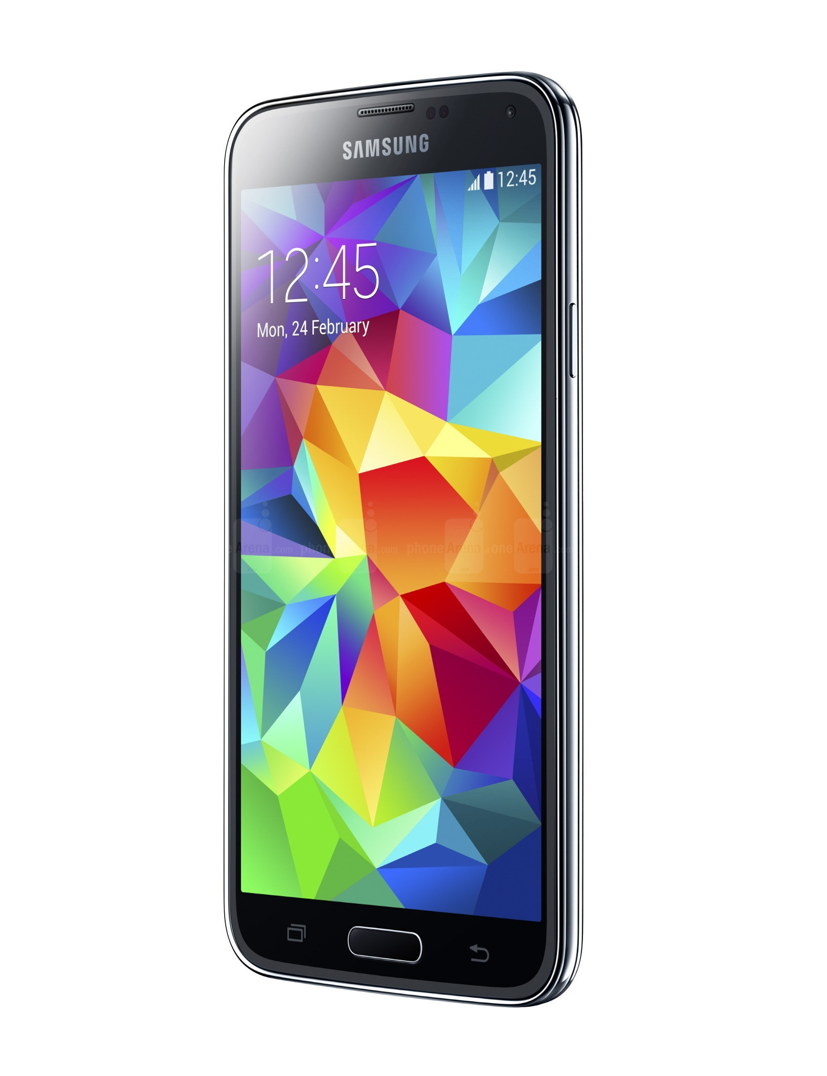 samsung galaxy s4 mini 16gb sph l520 android smartphone for sprint black fair condition. Black Bedroom Furniture Sets. Home Design Ideas
