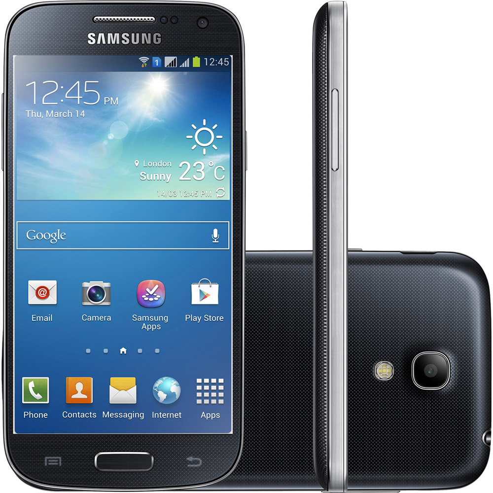 samsung galaxy s4 mini gt i9190 phone unlocked gsm excellent condition used cell phones. Black Bedroom Furniture Sets. Home Design Ideas