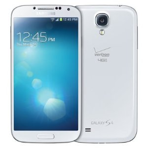 Samsung Galaxy S4 SCH-i545 32GB White 4G LTE Android Smart Phone Verizon