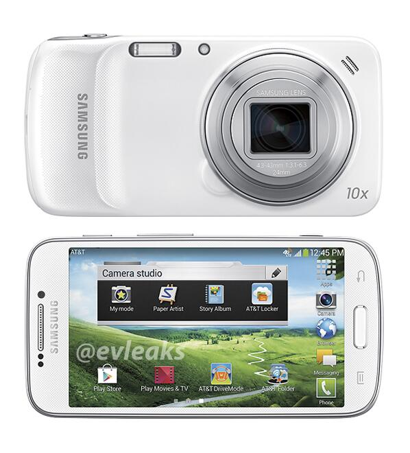 Samsung Galaxy S4 Zoom 8GB 4G LTE Android Camera Phone ...