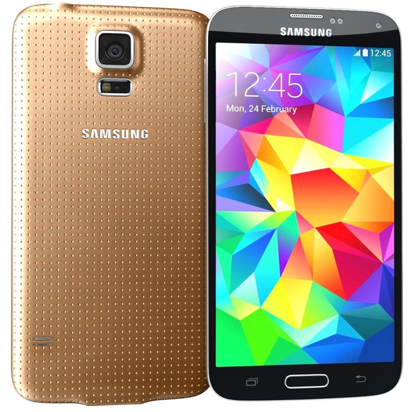 samsung galaxy s5 colors verizon. samsung galaxy s5 16gb sm-g900v android smartphone for verizon - gold colors