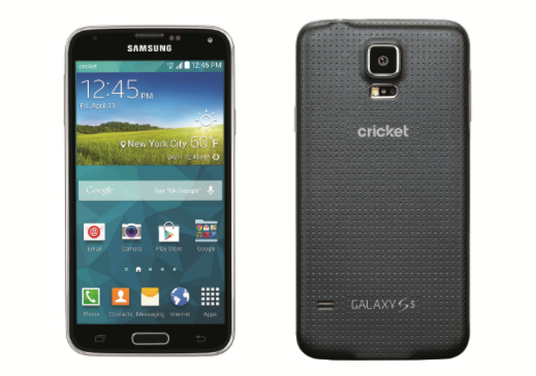 Samsung Galaxy S5 G900AZ 4G LTE WiFi Android Phone for Cricket Wireless