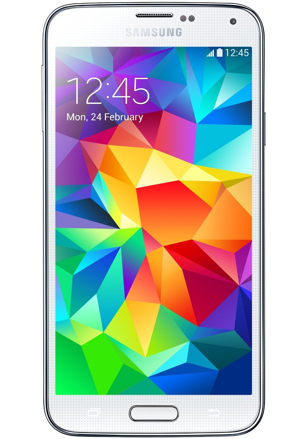 Phone Android Used Phones samsung galaxy s5 g900r7 16gb android smartphone for c spire wireless white