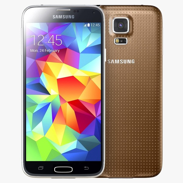 samsung galaxy s5 sm g900t1 16gb android smartphone. Black Bedroom Furniture Sets. Home Design Ideas