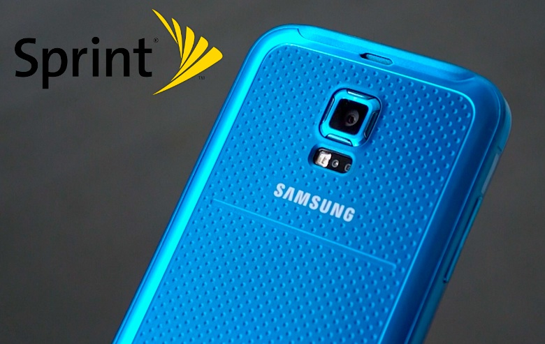 the best attitude ee790 9bff8 Samsung Galaxy S5 Sport 16GB SM-G860 Waterproof Android Smartphone for  Sprint - Electric Blue