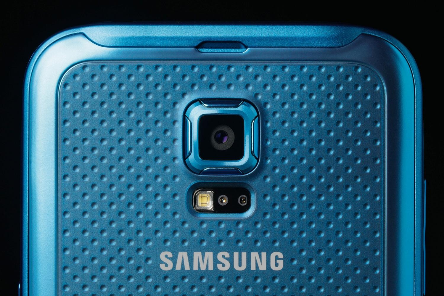 the best attitude 53bbf 69328 Samsung Galaxy S5 Sport 16GB SM-G860 Waterproof Android Smartphone for  Sprint - Electric Blue