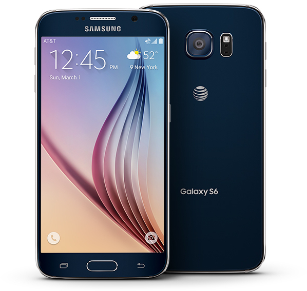 Samsung Galaxy S6 32gb Sm G920a Android Smartphone