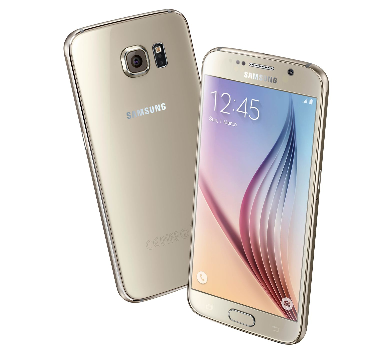 Samsung Galaxy S6 32GB SM-G920V Android Smartphone for ...