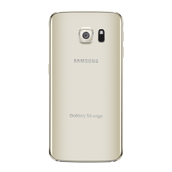 Samsung Galaxy S6 Edge 32GB SM-G925i Android Smartphone - Ting - Platinum  Gold
