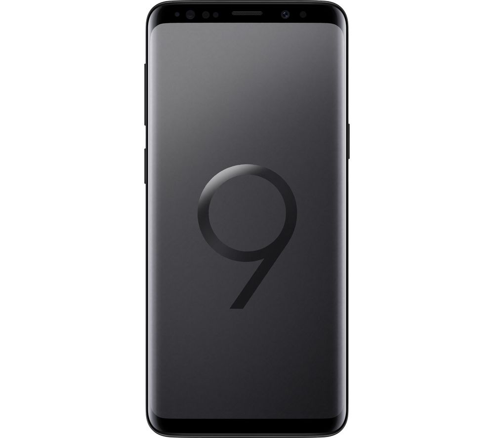 Samsung Galaxy S9 G960U1 Android Smartphone - T-Mobile - Black