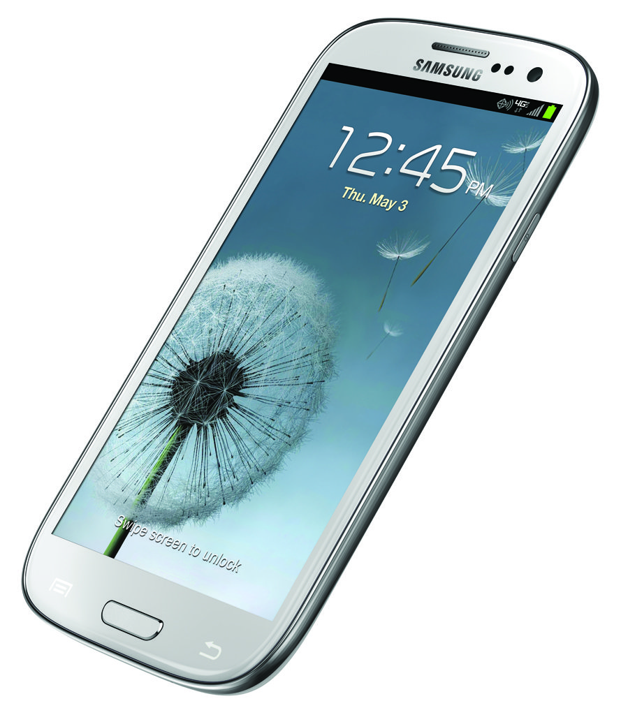 Samsung Galaxy S III (GSM) 16GB for ATT Wireless in White - Excellent in Box Condition : Used
