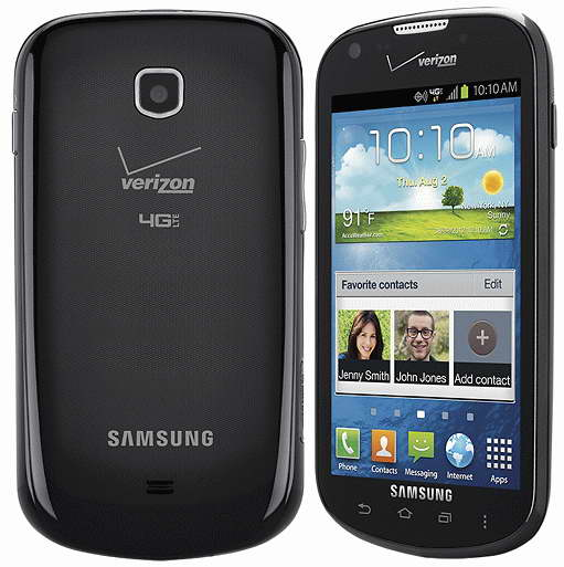 Phones gt; Verizon gt; Samsung Galaxy Stellar Wifi 4G LTE Android Phone