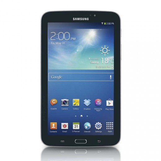 Samsung Galaxy Tab 3 7.0 SM-T217S Android Tablet in BLACK ...
