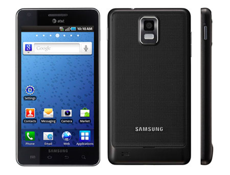 Samsung Infuse 4G Bluetooth WiFi Android Phone Unlocked