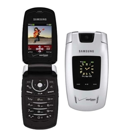 Samsung SCH-U540 Camera Bluetooth Music Phone Verizon