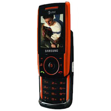 Samsung SGH-A737 Bluetooth Mp3 Video Camera Phone ATT