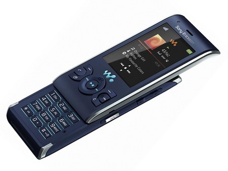 Sony W595 Bluetooth Music Camera Slider Phone Unlocked