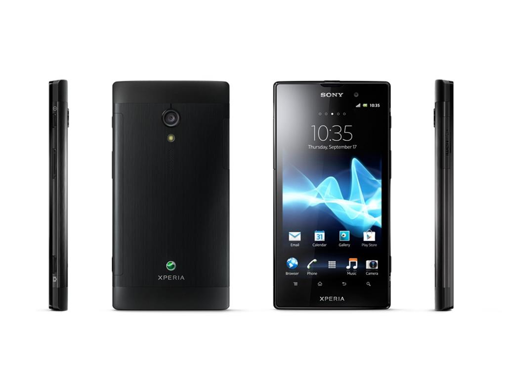 Sony Xperia Ion High End Android 4g Lte Pda Phone Att